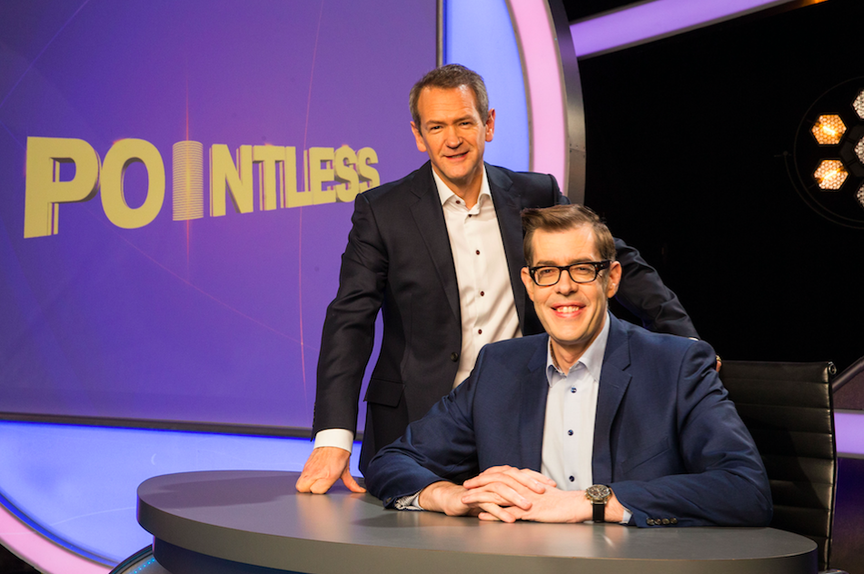 Pointless: Alexander Armstrong and Richard Osman