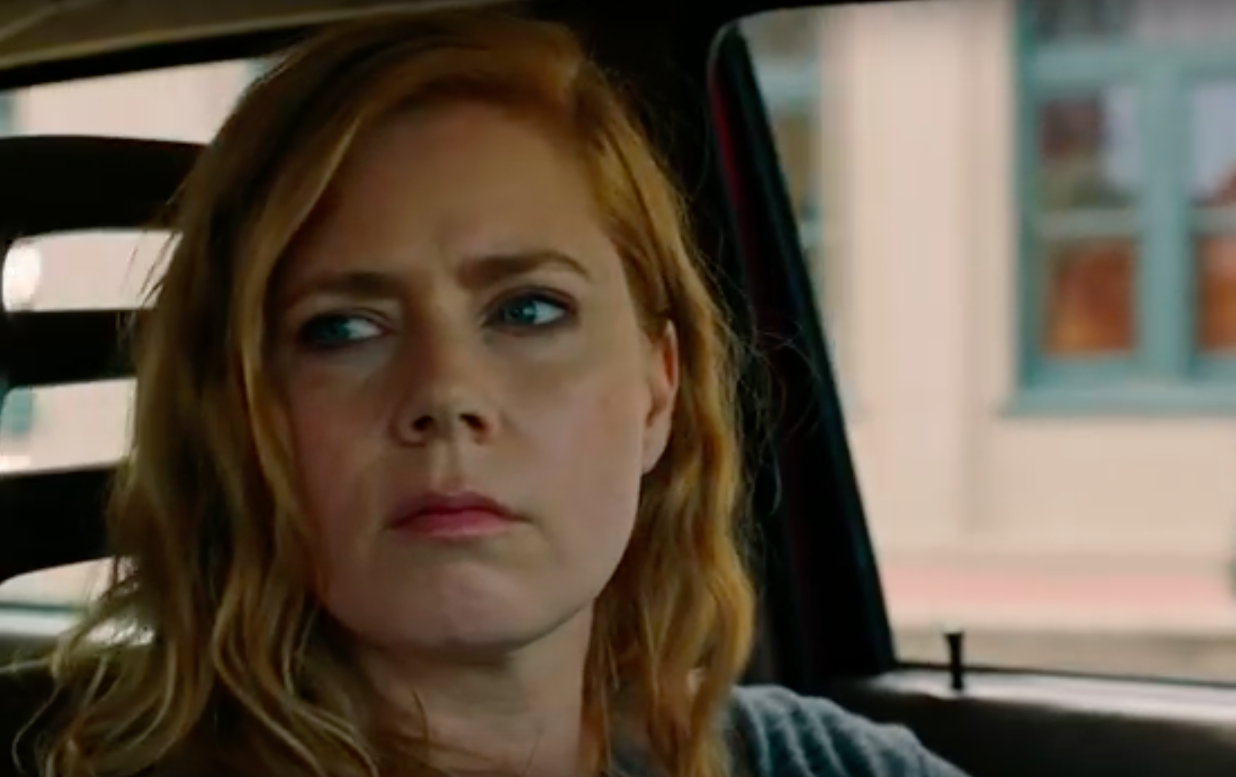 Amy Adams in Sharp Objects trailer