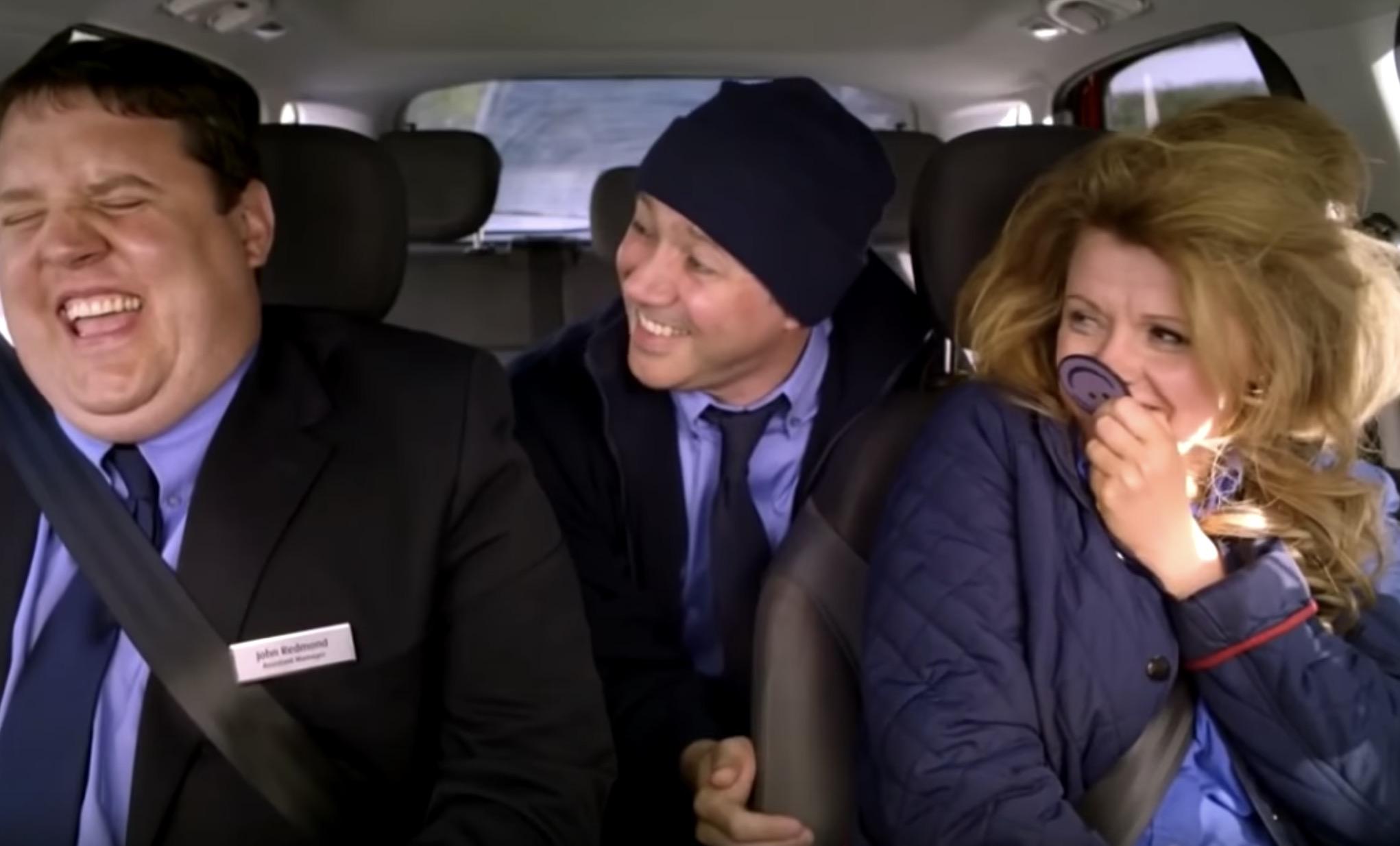 Peter Kay S Car Share Episode