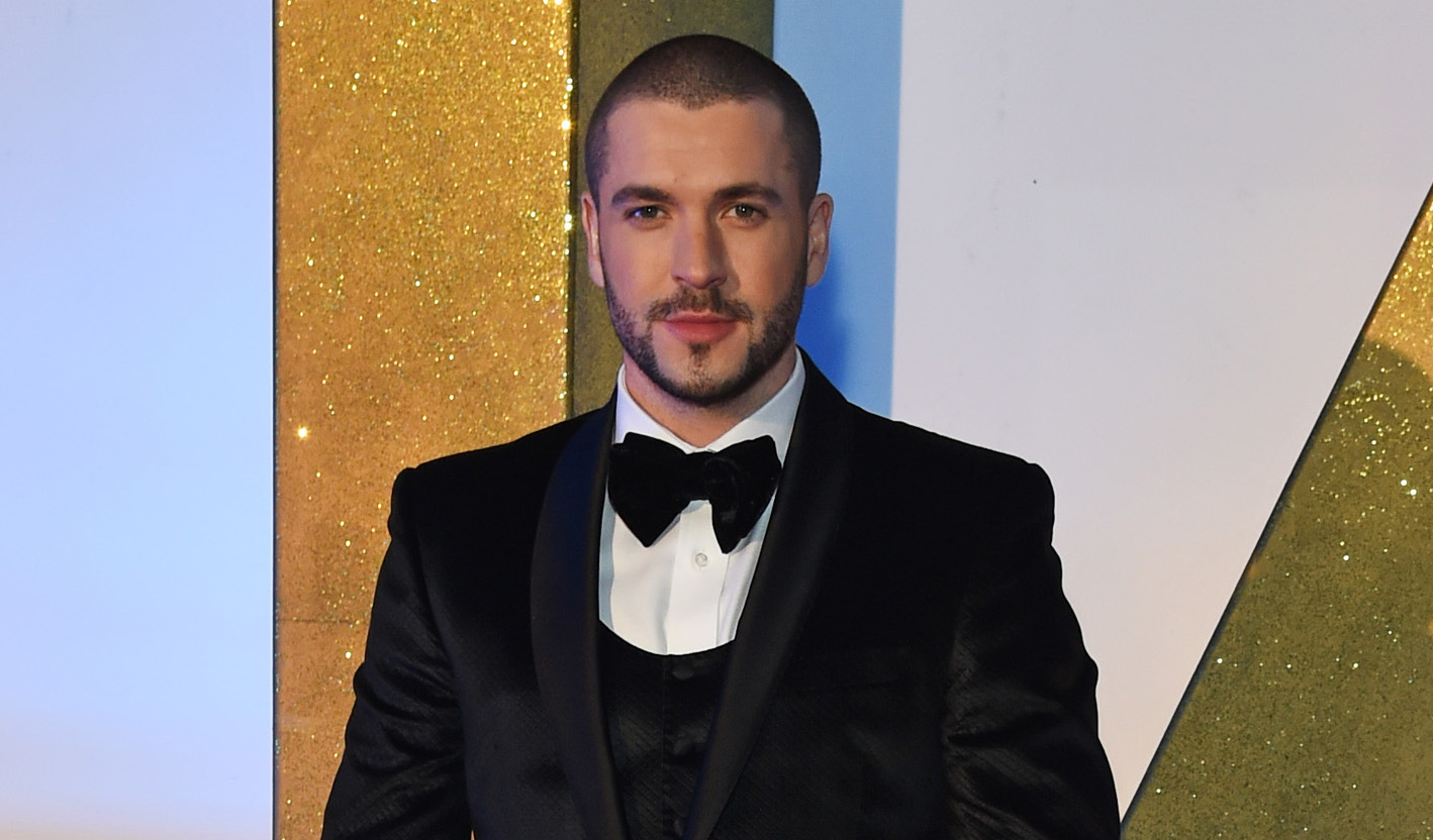 Shayne Ward - Strictly Come Dancing rumours