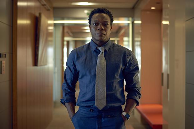 The Split - Chukwudi Iwuji as Zander