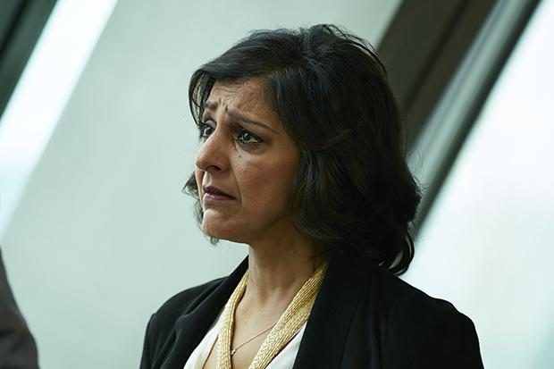 The Split - Meera Syal as Goldie