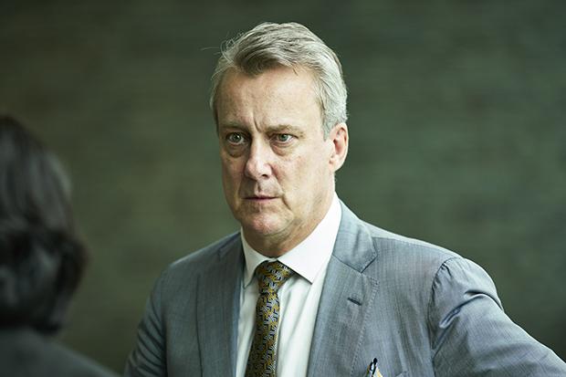 The Split - Stephen Tompkinson as Davey