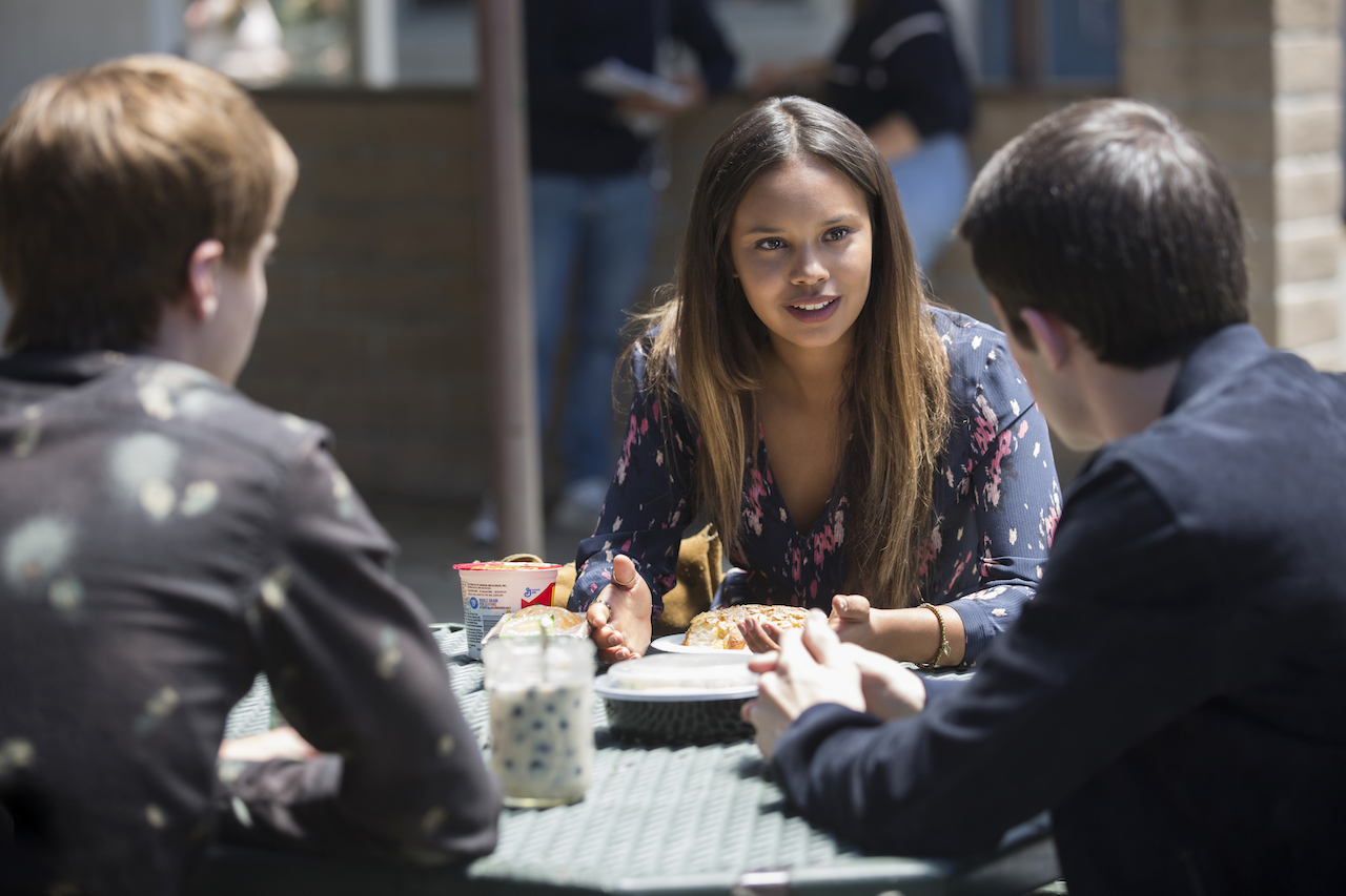 Jessica (Alisha Boe) in 13 Reasons Why season 2 (Netflix)