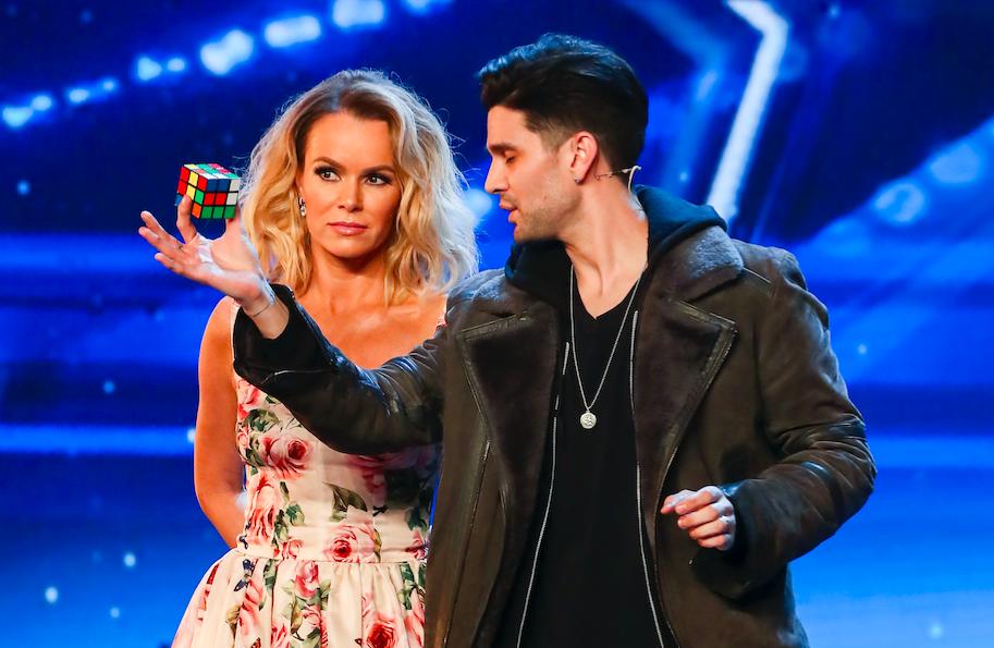 Britain's Got Talent Maddox