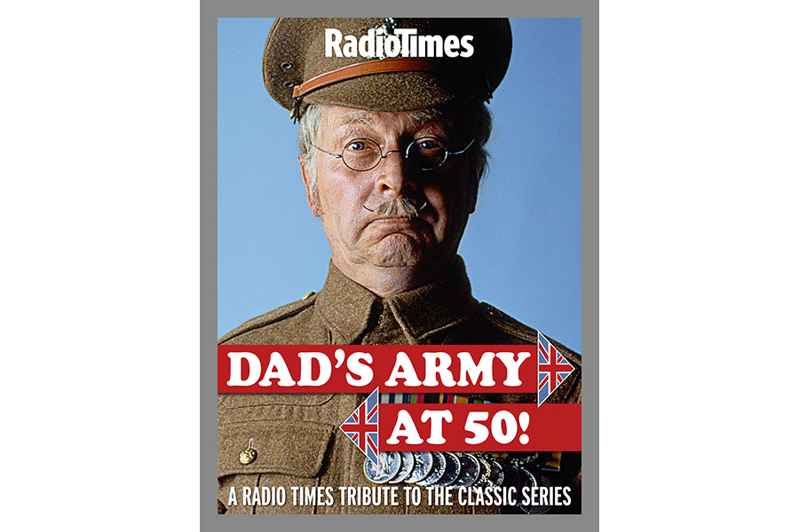 Dads Army Bookazine