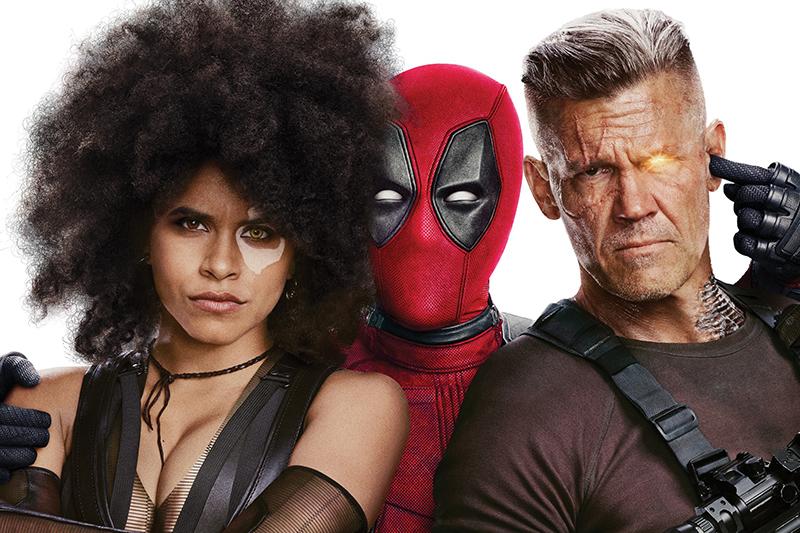 Deadpool 2 Cast