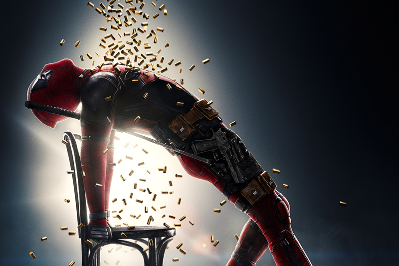 Ryan Reynolds as Wade Wilson/Deadpool in Deadpool 2 (20th Century Fox, HF)