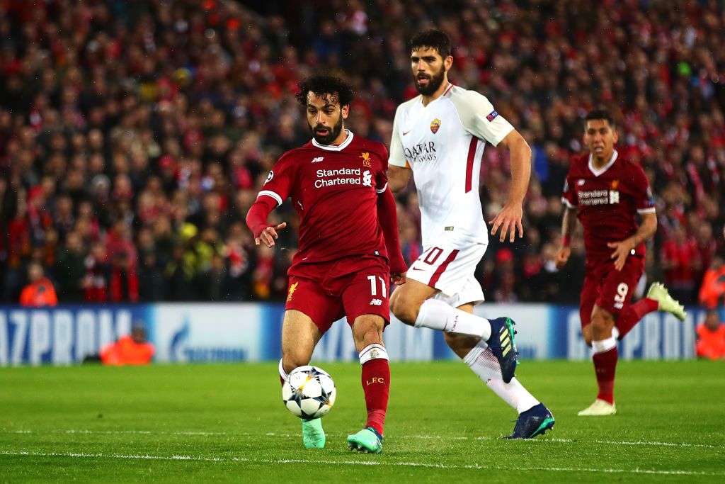 Liverpool V Real Madrid LIVE On TV: Champions League 2018
