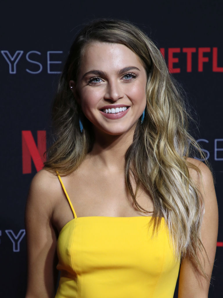 Watch 13 Reasons Why' Season Two Star Anne Winters on Almost PlayingHannah video