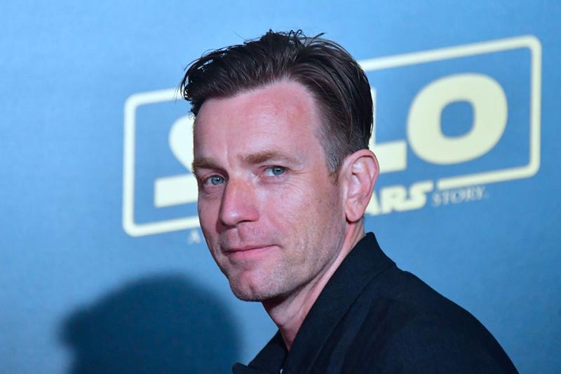 Actor Ewen McGregor arrives for the premiere of the film 'Solo: A Star Wars Story' in Hollywood (FREDERIC J. BROWN/AFP/Getty, HF)