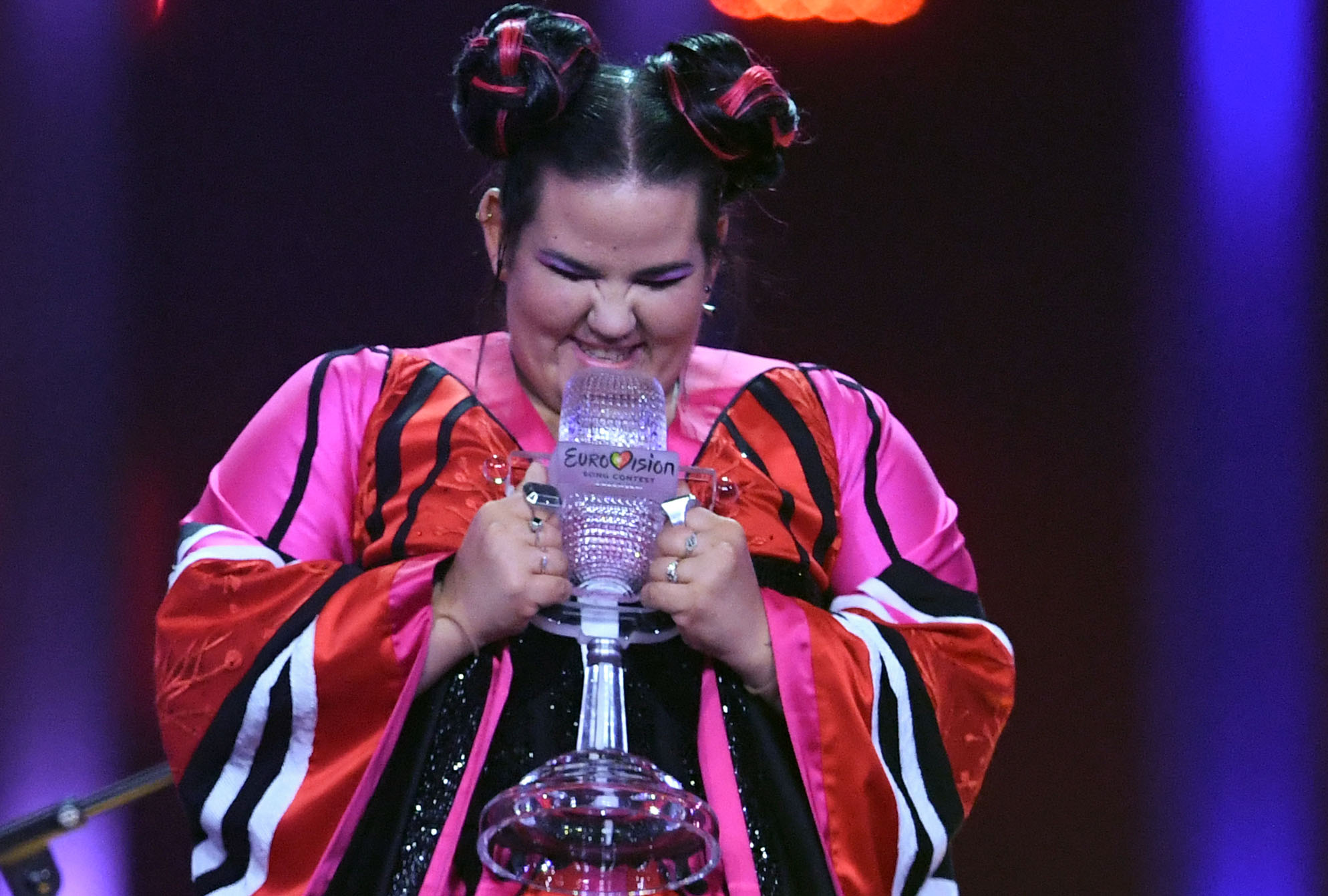Israel's Netta Barzilai wins Eurovision 2018