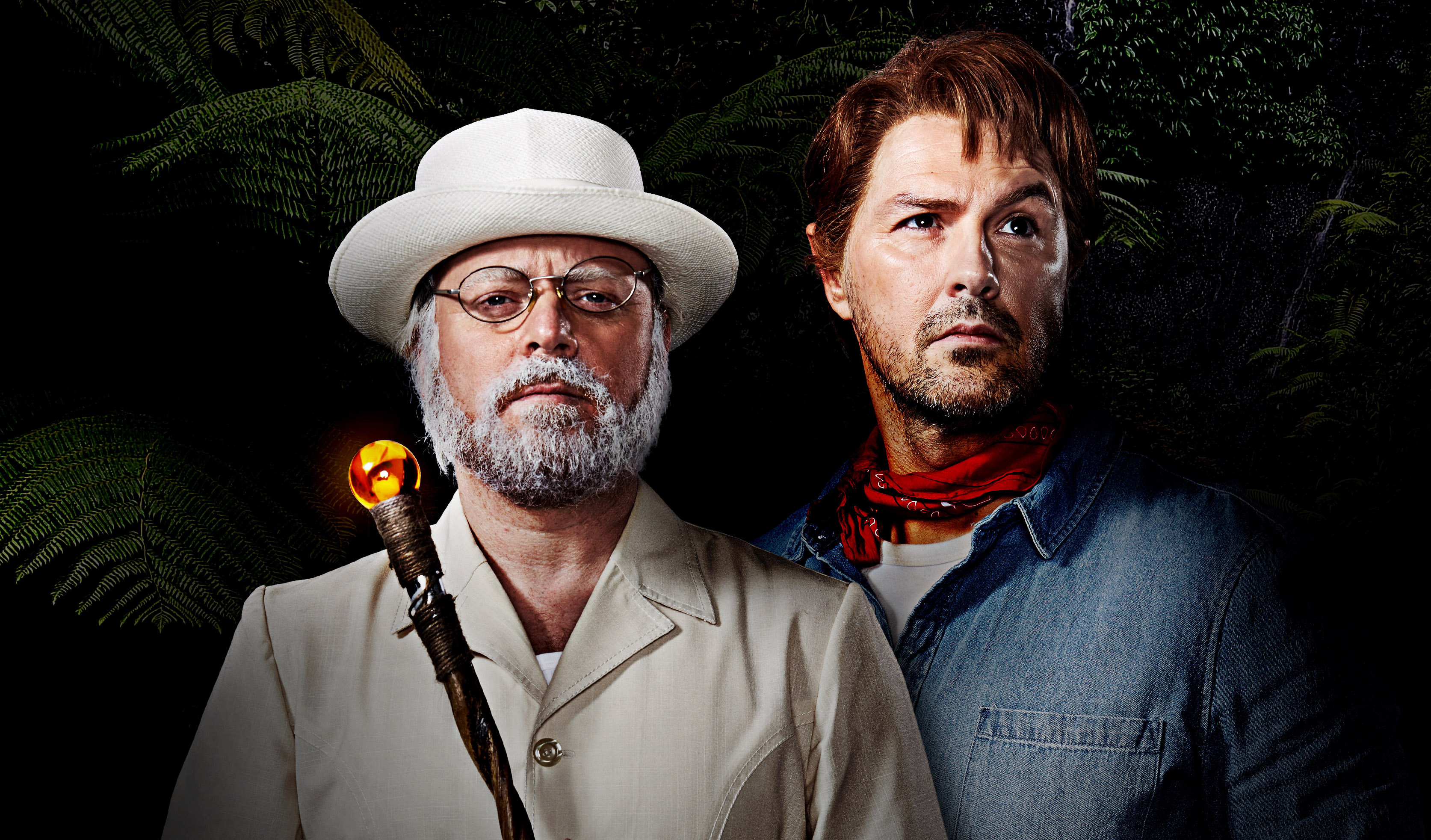 The Keith and Paddy Picture Show - Jurassic Park