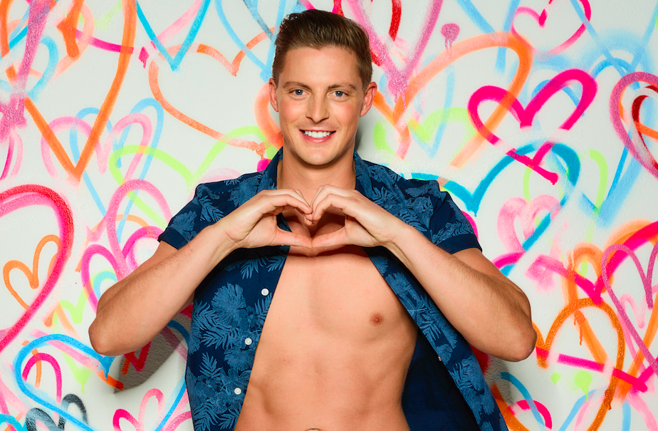 Love Island 2018: Alex George