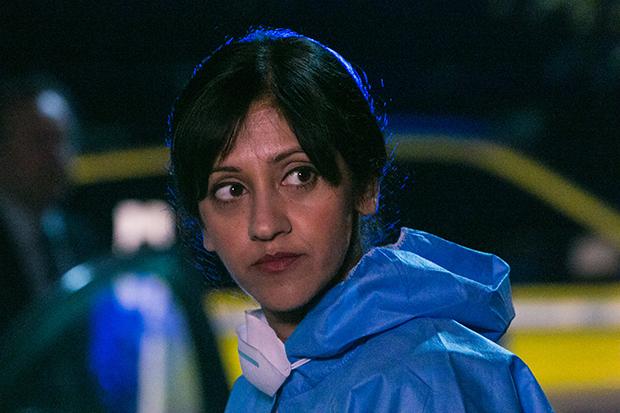 Manjinder Virk plays Kam Karrimore in Midsomer Murders