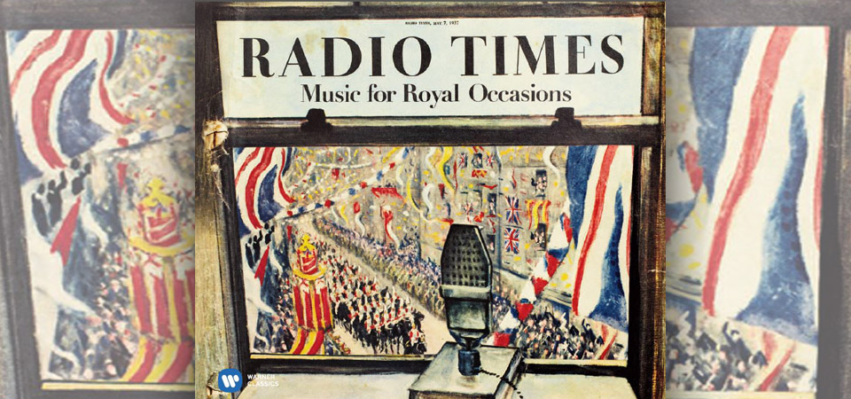 Music for royal occasions banner