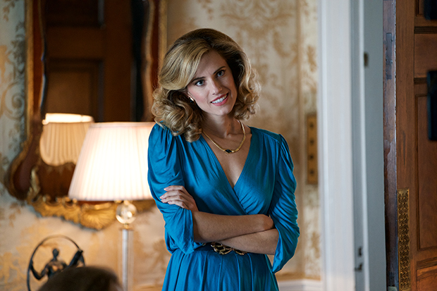Patrick Melrose - Allison Williams as Marianne