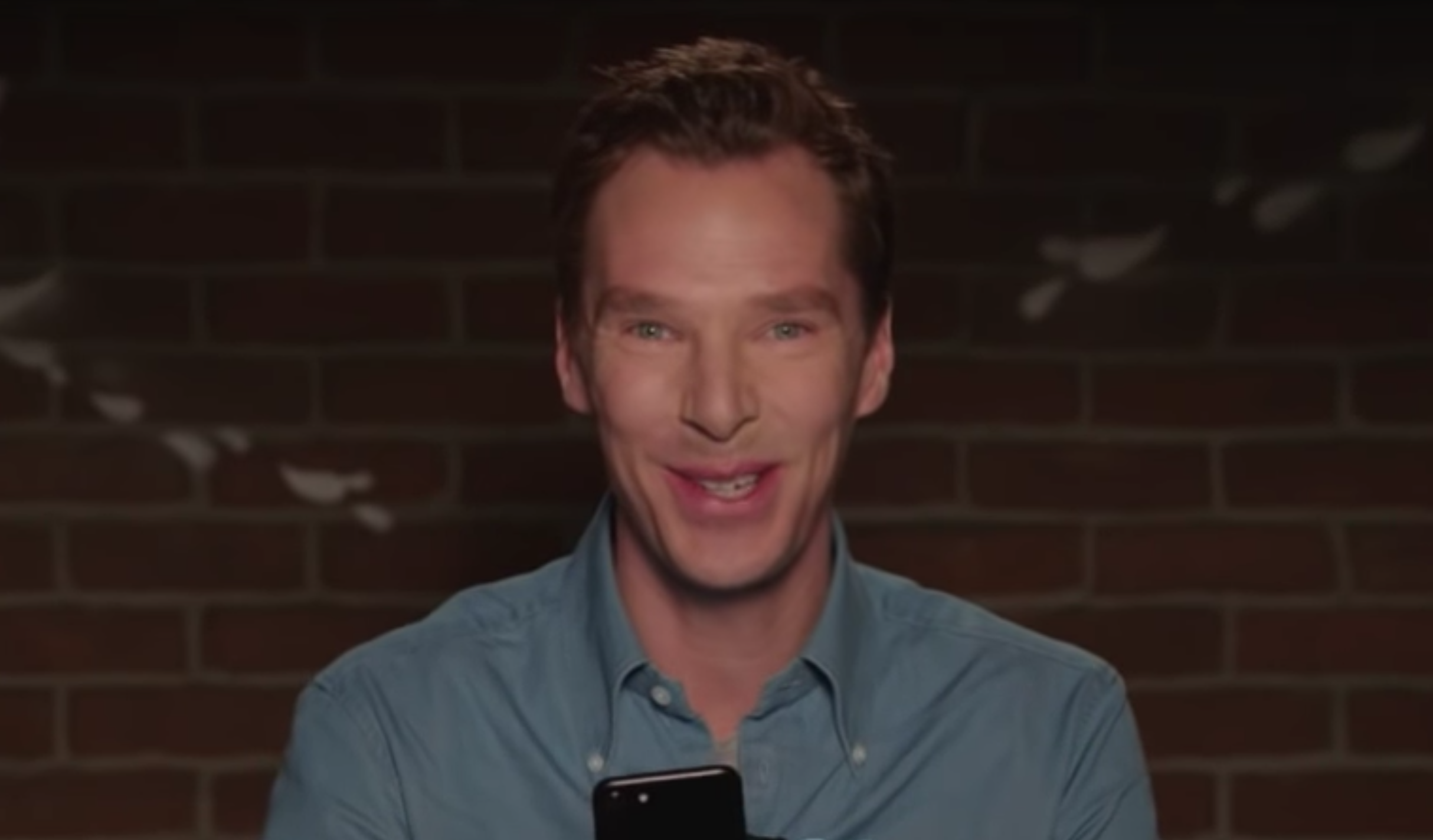 Benedict Cumberbatch, Karen Gillan and Tom Hiddleston read out Mean Tweets in Avengers special