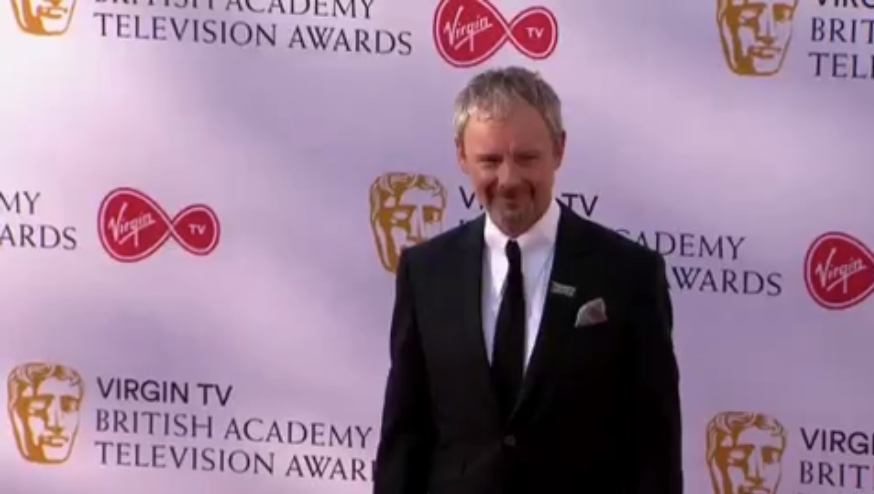 John Simm at the 2018 TV Baftas