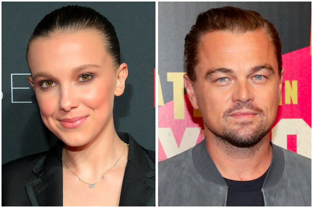 Millie Bobby Brown, Leonardo DiCaprio (Getty, EH)