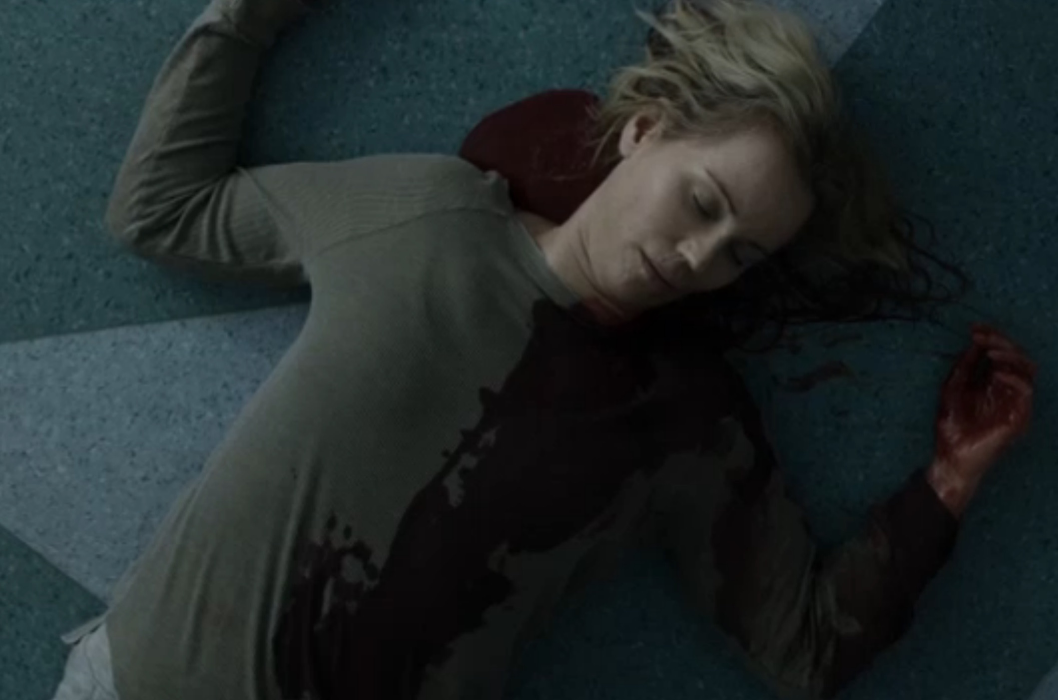 The Bridge series 4 episode 1 screen grab, BD
