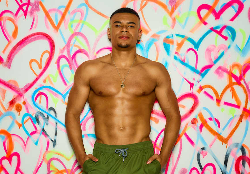 Love Island 2018: Wes Nelson