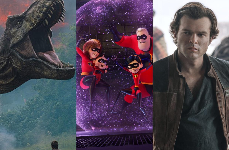 Summer Movies 2018