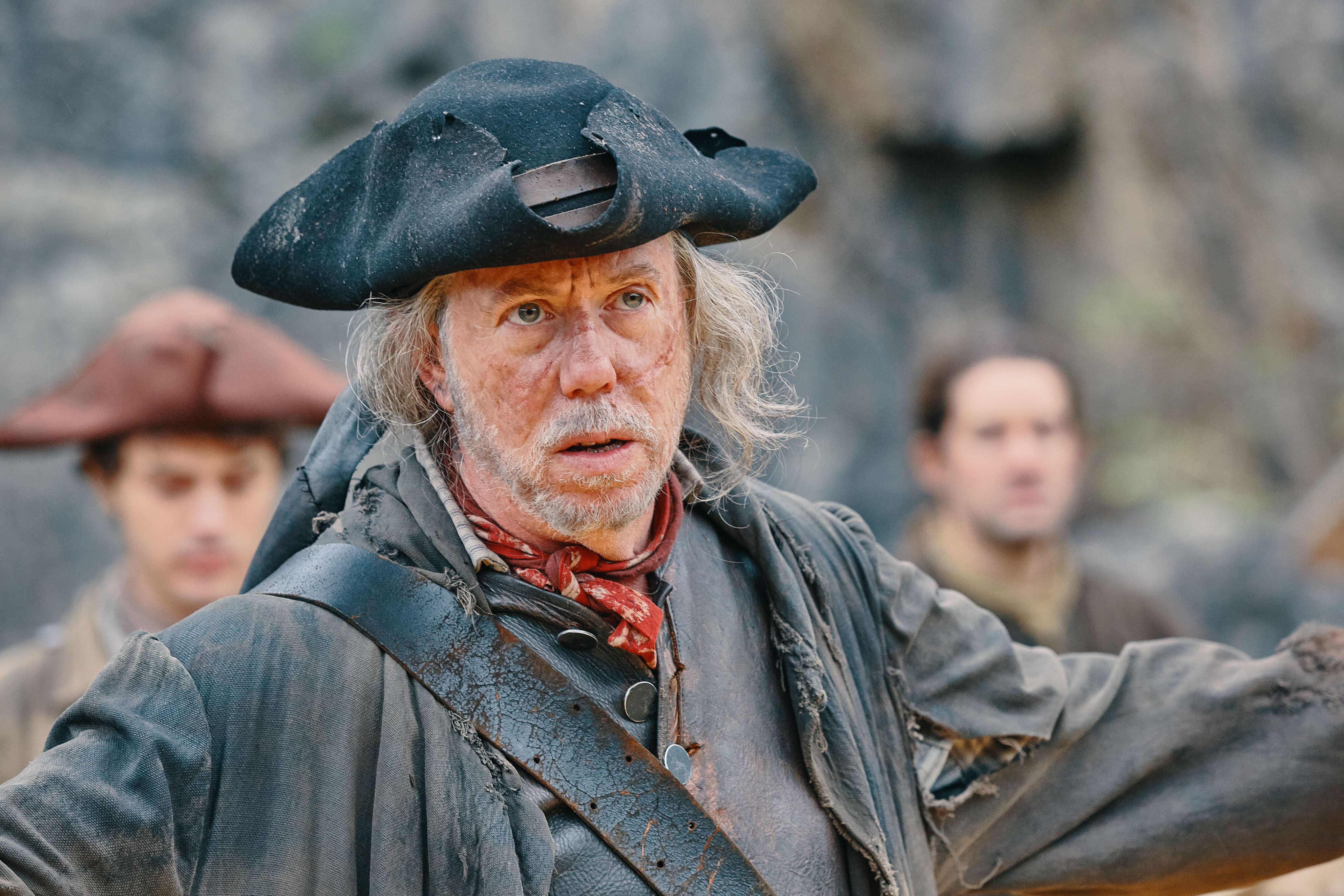 WARNING: Embargoed for publication until 00:00:01 on 12/06/2018 - Programme Name: Poldark - Series 4 - TX: n/a - Episode: Poldark S4 - EP2 (No. 2) - Picture Shows: ***EMBARGOED 12TH JUNE 2018*** Tholly Tregirls (SEAN GILDER) - (C) Mammoth Screen - Photographer: Mike Hogan