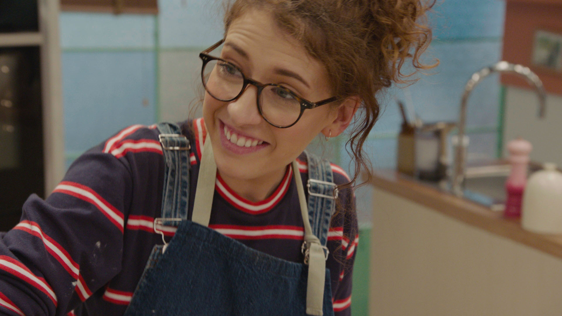 Pippa Middlehurst on Britain's Best Home Cook (BBC, EH)