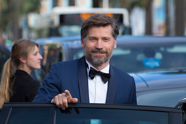 CANNES, FRANCE - MAY 13: Nikolaj Coster-Waldau leaves his hotel on her way to the red carpet during the 71st annual Cannes Film Festival at  on May 13, 2018 in Cannes, France. (Photo by Iconic/GC Images)