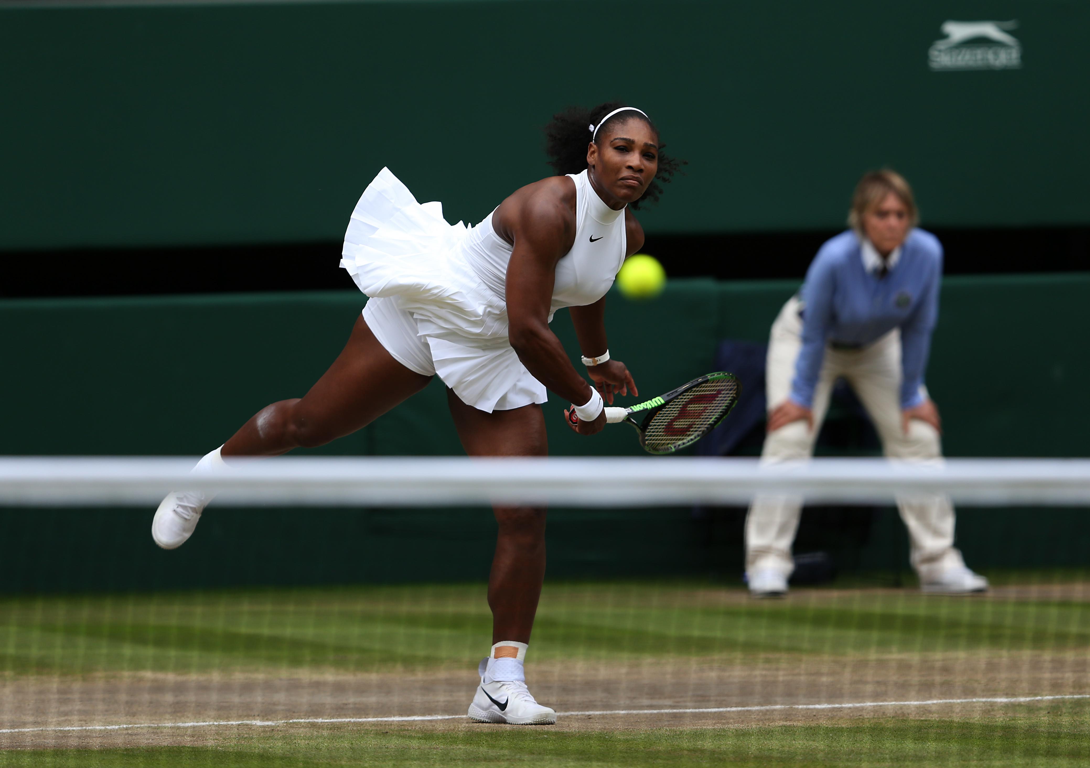 Wimbledon 2018 Top Female Tennis Players
