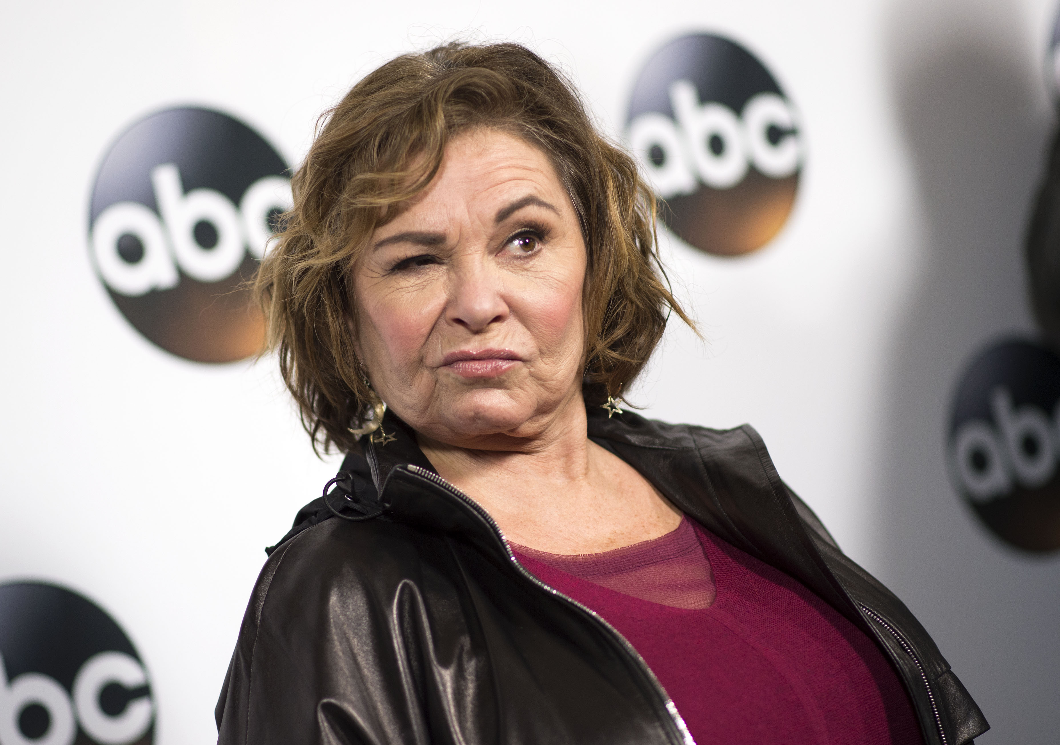 Roseanne Barr (Getty, EH)
