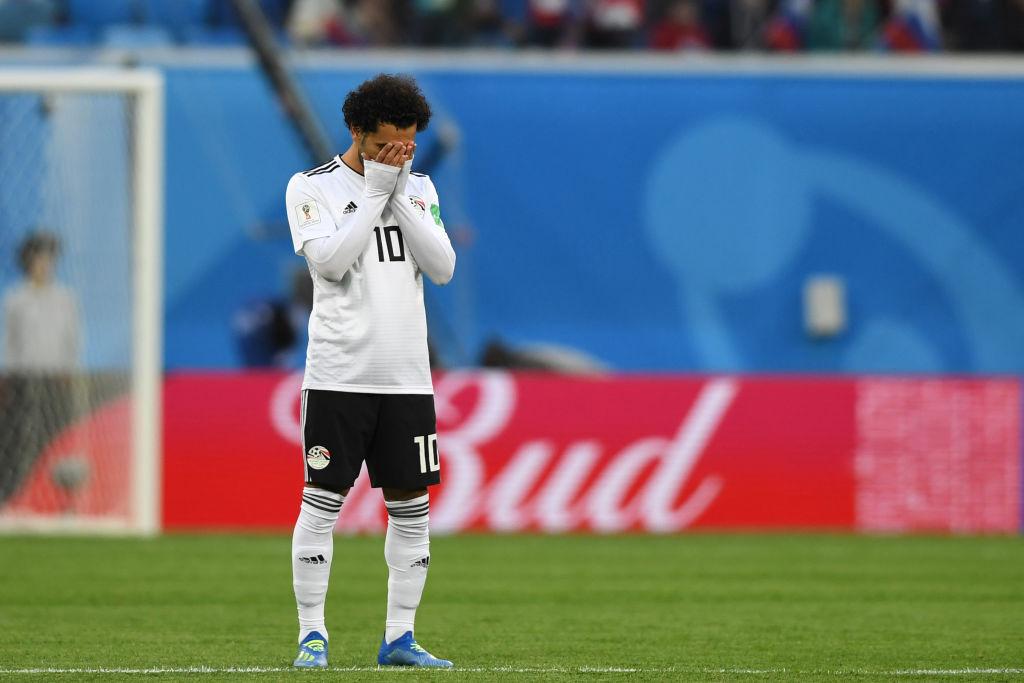 Mo Salah World Cup 2018