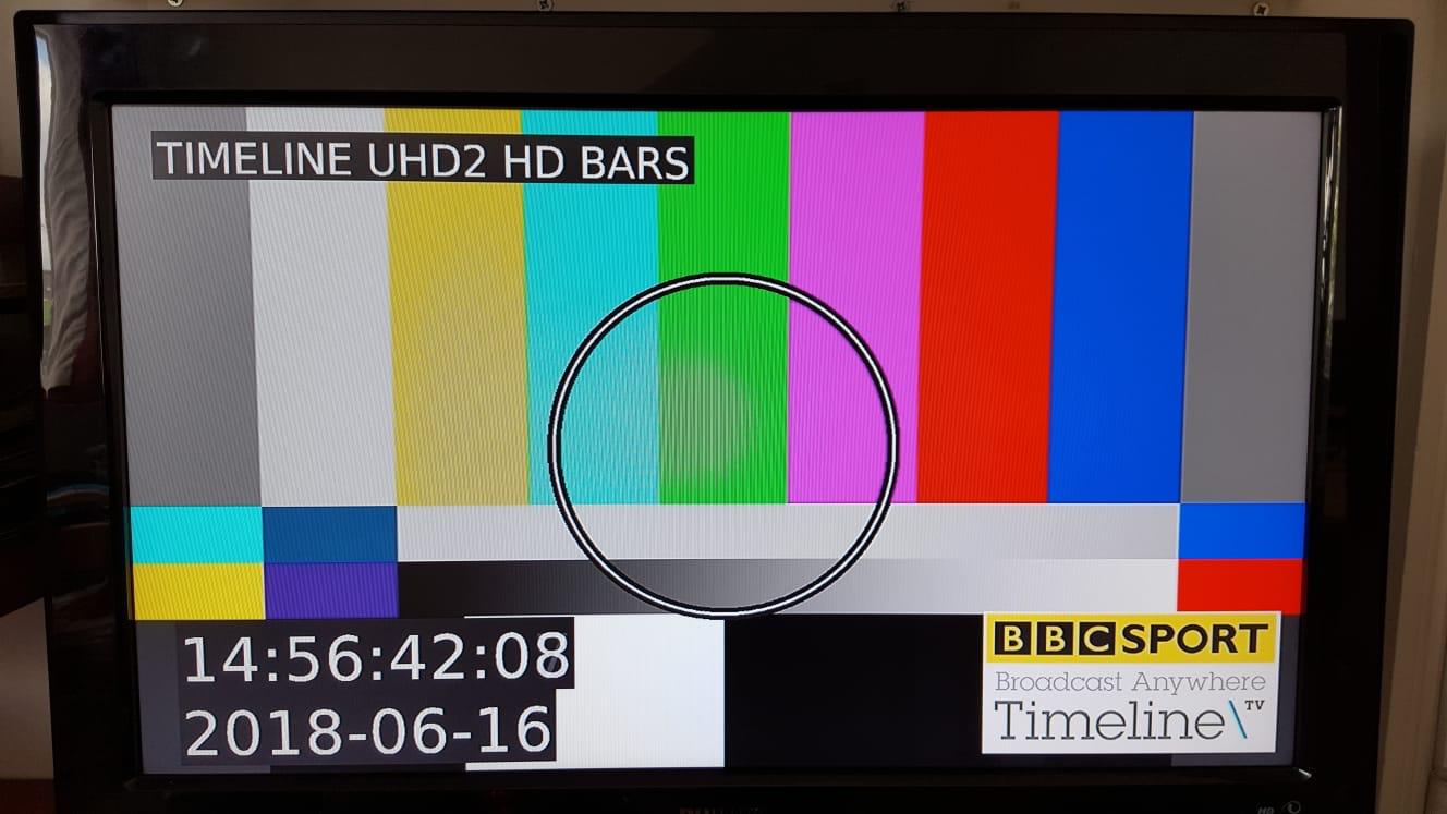 BBC World Cup coverage down