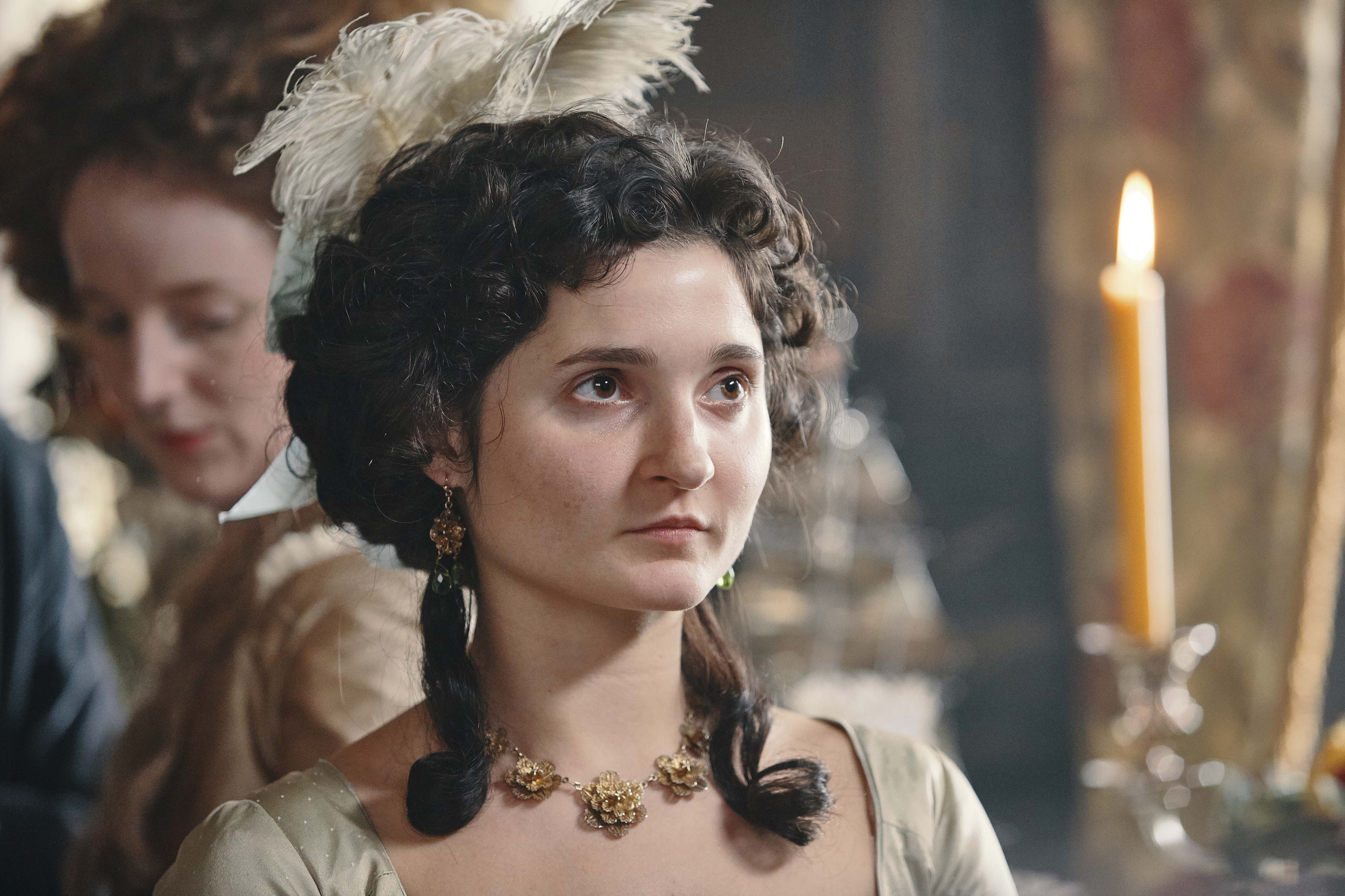 WARNING: Embargoed for publication until 00:00:01 on 19/06/2018 - Programme Name: Poldark - Series 4 - TX: n/a - Episode: Poldark S4 - EP3 (No. 3) - Picture Shows: ***EMBARGOED TILL 19TH JUNE 2018*** Verity Blamey (RUBY BENTALL) - (C) Mammoth Screen - Photographer: Robert Viglasky