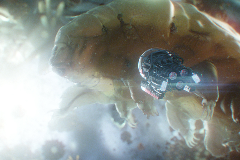 The Quantum Realm in Ant-Man and the Wasp (Marvel, HF)