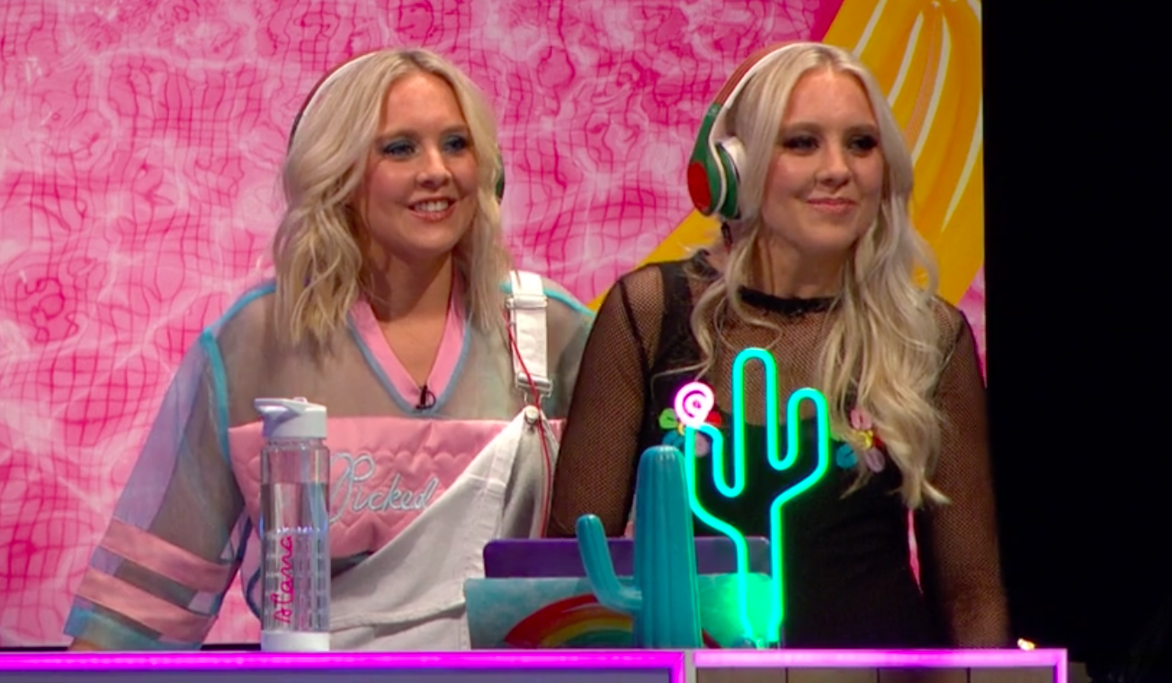 The Mac Twins on Love Island: Aftersun