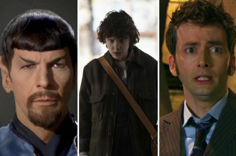 CBS Spock https://youtu.be/8_rTTXCOpL8?t=45s, Netflix, BBC, TL