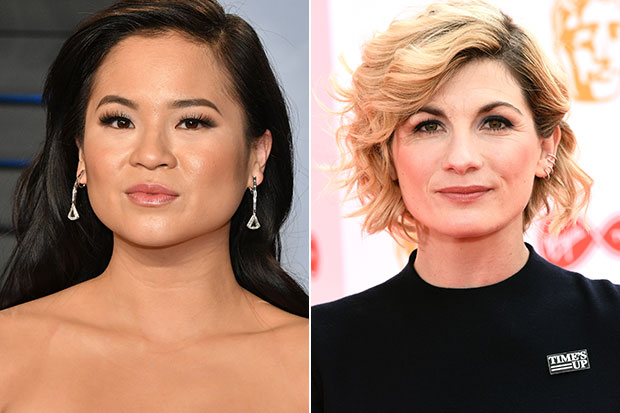 Kelly Marie Tran and Jodie Whittaker, Getty, SL
