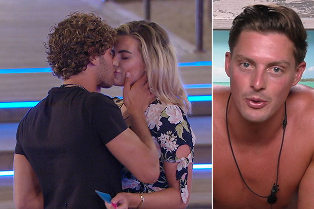 Love Island Eyal and Megan, ITV Pictures, SL