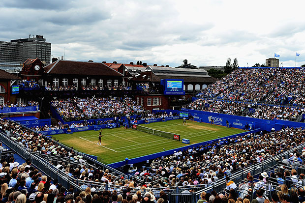 Queen's Club tennis, Getty, SL