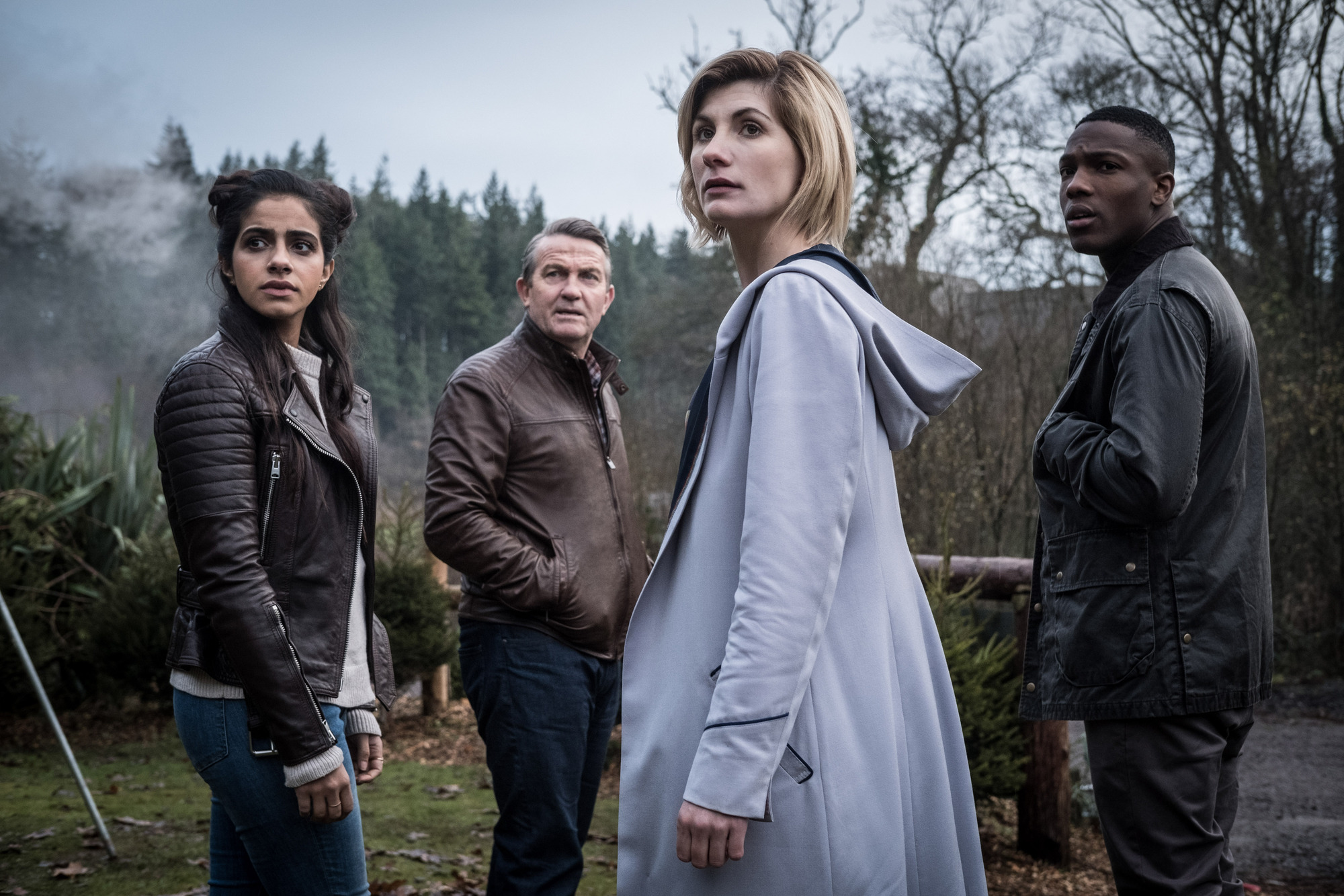 doctor who series 11 easter eggs jodie whittaker says to expect so many references in new. Black Bedroom Furniture Sets. Home Design Ideas