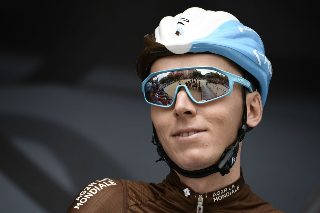 Romain Bardet (Photo credit: PHILIPPE LOPEZ/AFP/Getty Images)