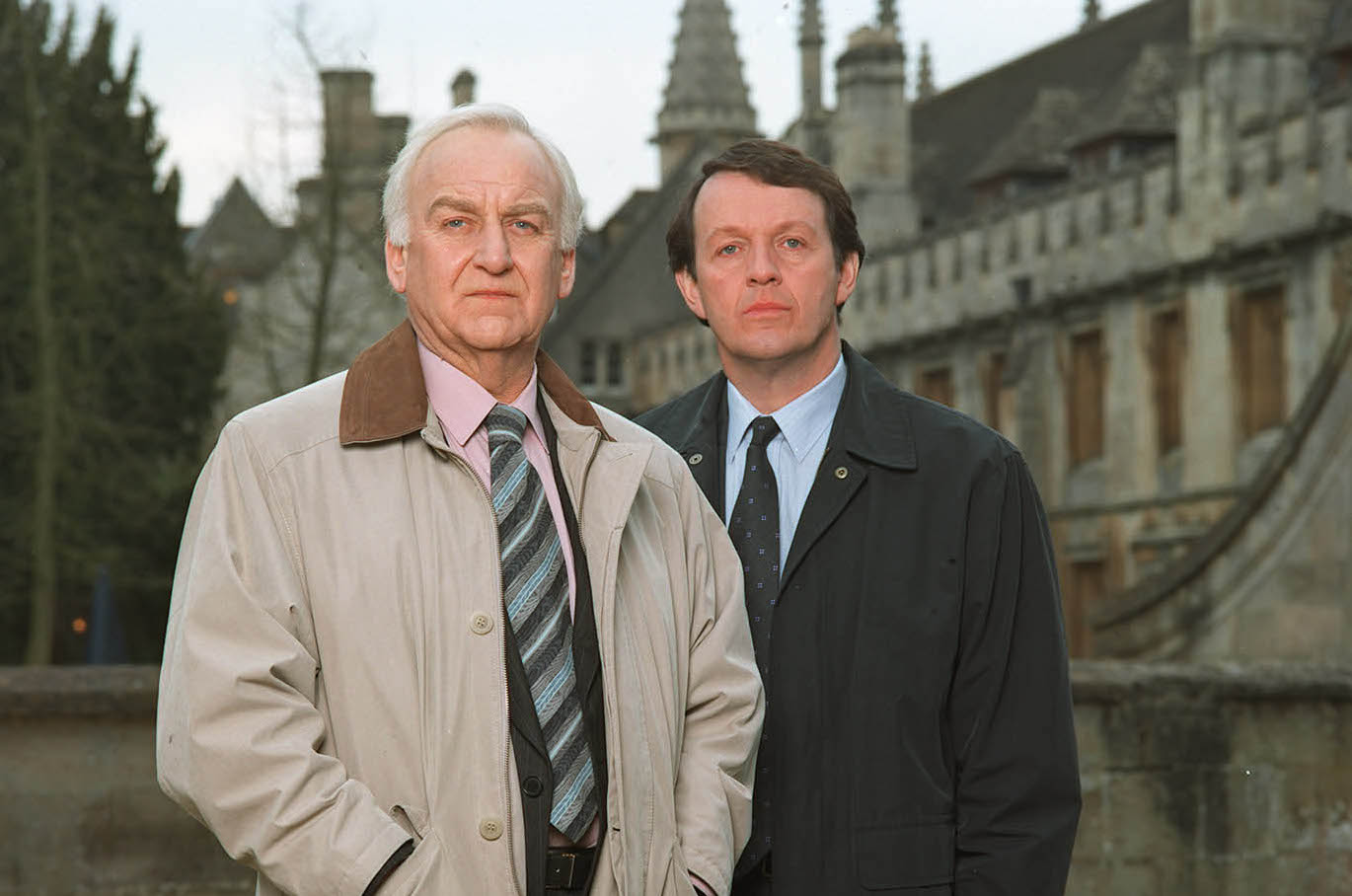 'John Thaw and I were pals – I was used to his ferocious glares': Kevin Whately looks back on Inspector Morse's killer partnership