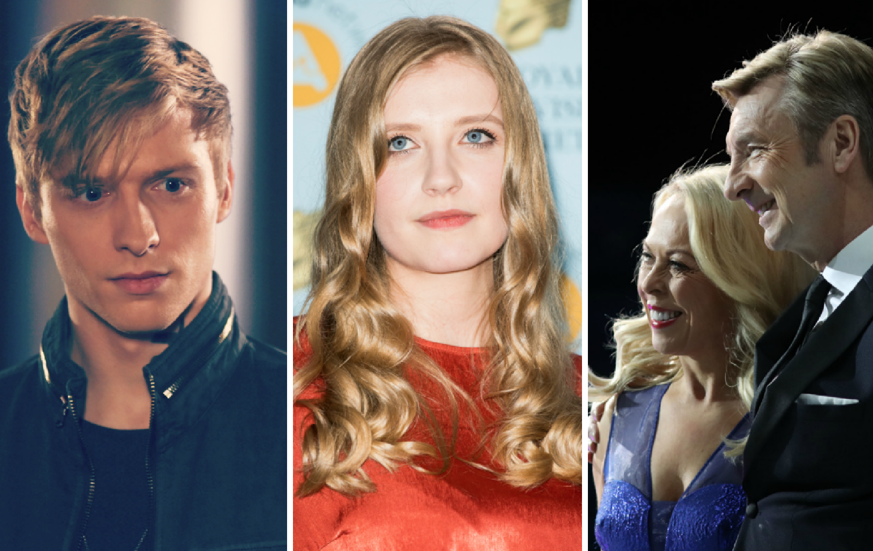 Will Tudor and Poppy Lee Friar to star in ITV's Torvill and Dean biopic
