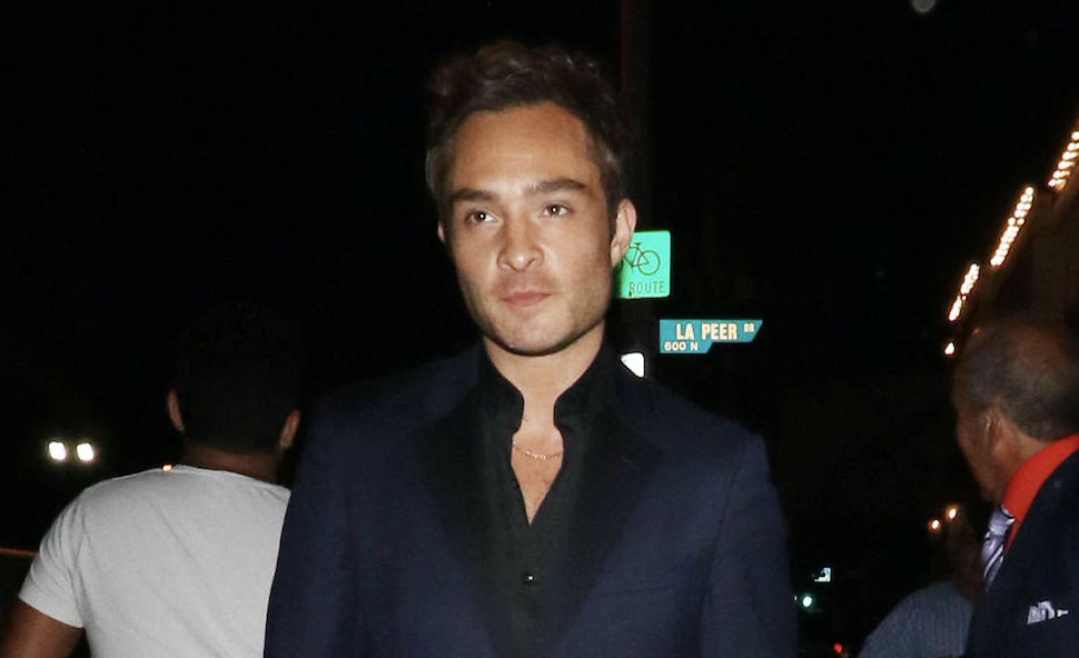 """Ed Westwick will """"be back to work very soon"""" after sexual assault case dropped"""