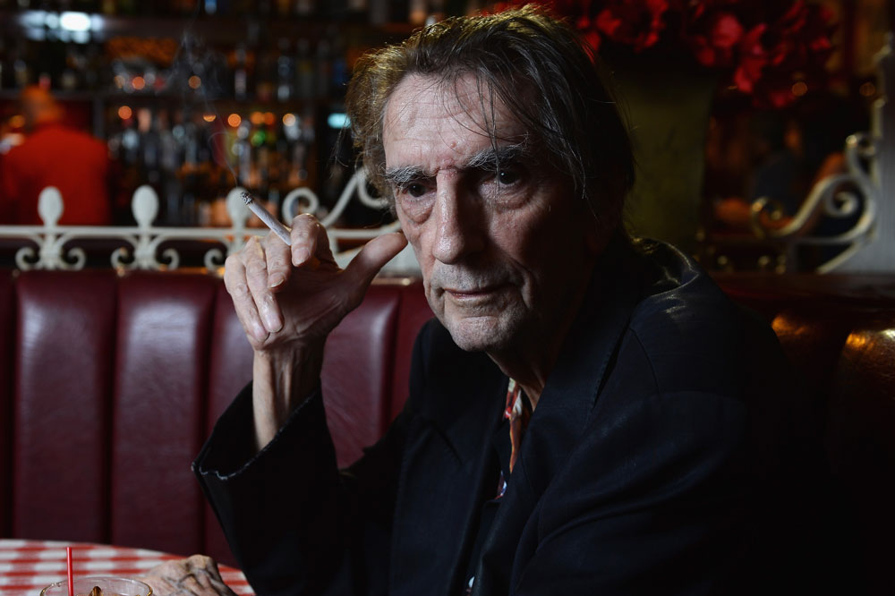 Lucky movie: the perfect swan song for cult star Harry Dean Stanton