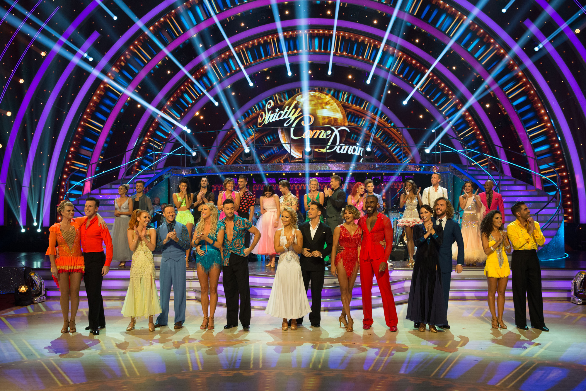 Strictly Come Dancing announce songs and dances for Movie Week