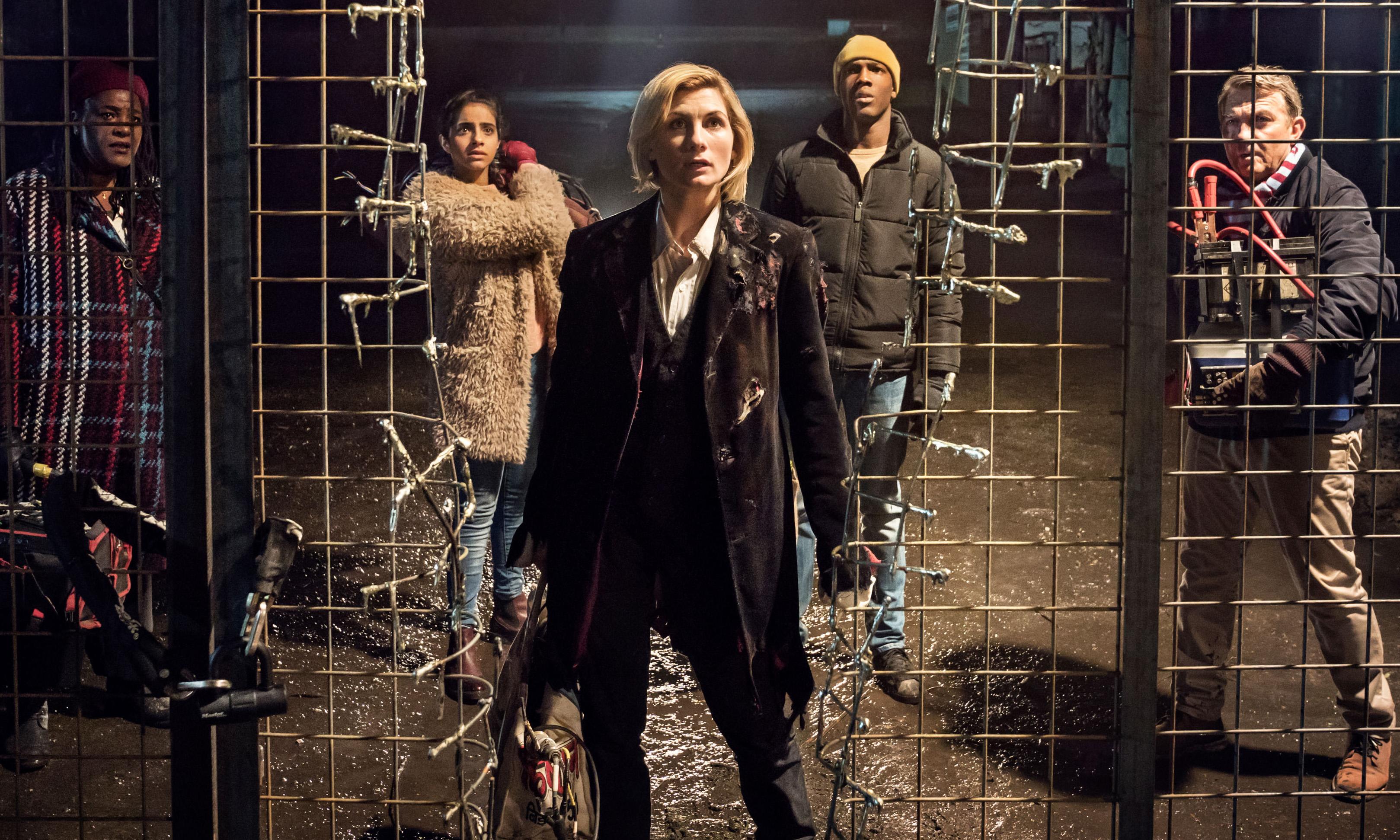 Doctor Who Season 10 Netflix