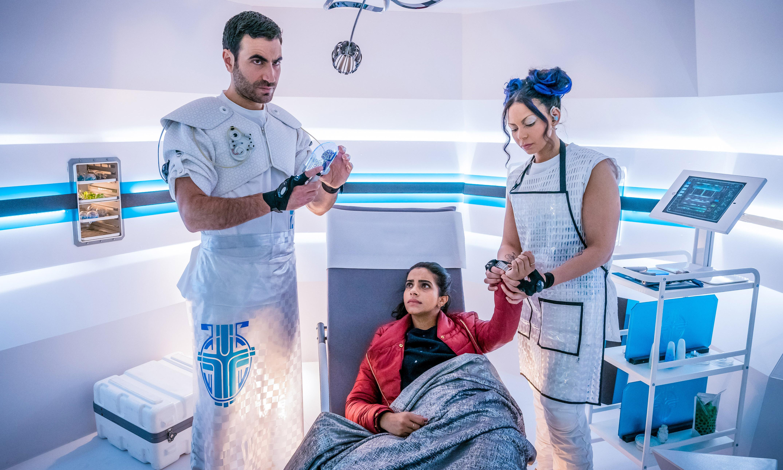 Zerchoo Television - Doctor Who The Tsuranga Conundrum